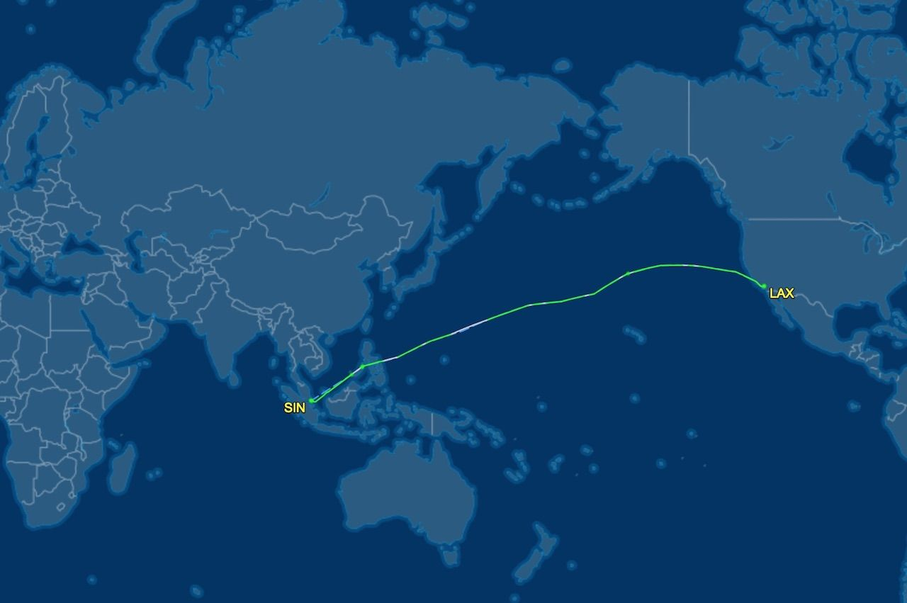 Los-Angeles-to-Singapore-nonstop-flight