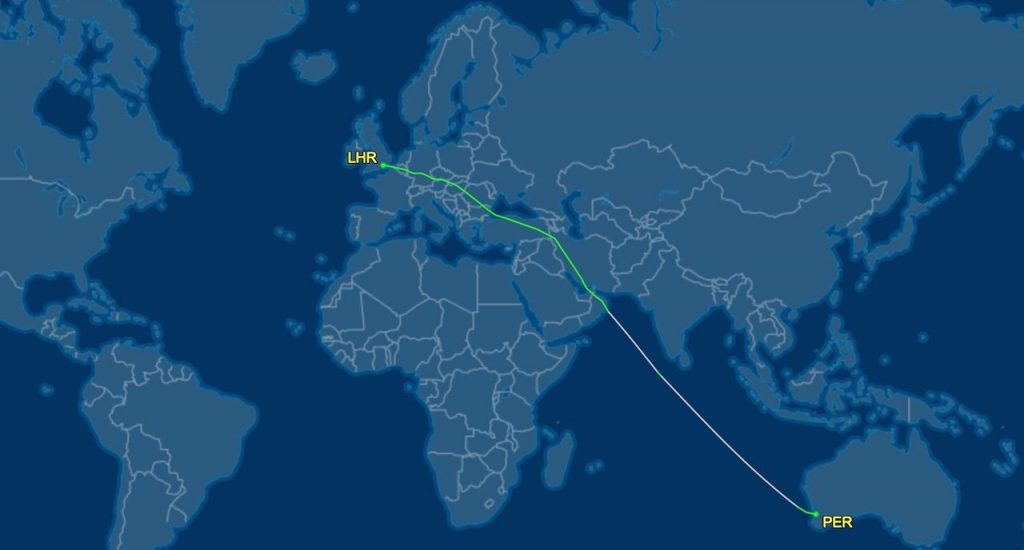 London-to-Perth-nonstop-flight